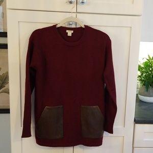 J.Crew Factory Merino Wool Sweater